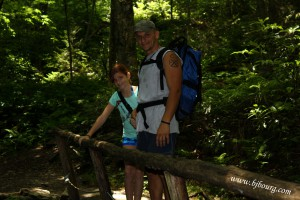 Me Grace Hiking