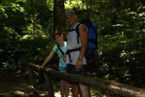 Me Grace Hiking